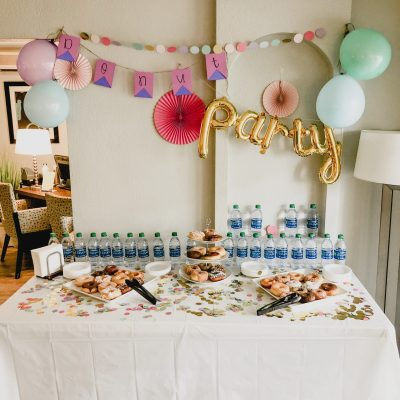birthday venue